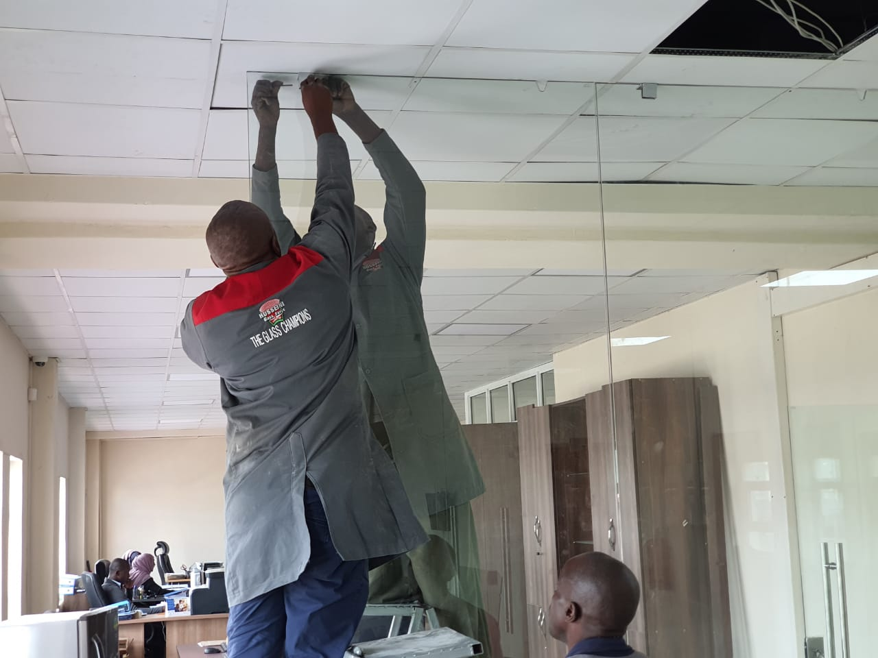Office Partitions in Kenya